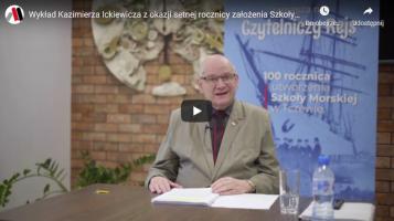 Wykład Kazimierza Ickiewicza